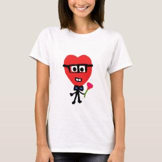 corazon nerd T-Shirt