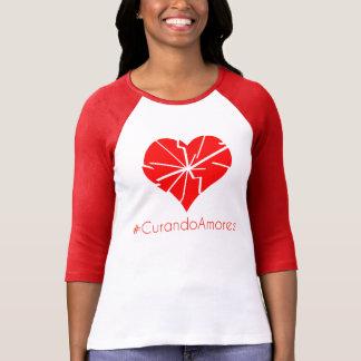 Corazon Roto Grande T-Shirt