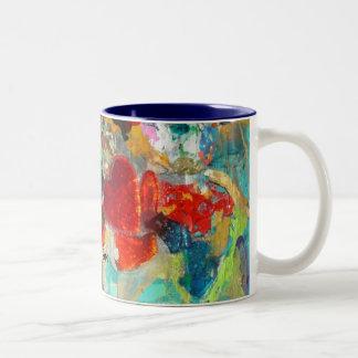 Corazon Two-Tone Coffee Mug