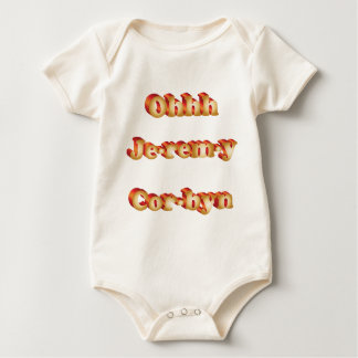 Corbyn Chant design Baby Bodysuit