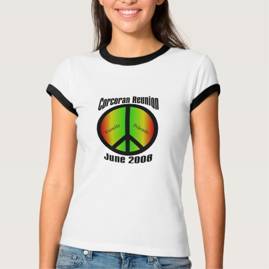 Corcoran Reunion T-Shirt Colour