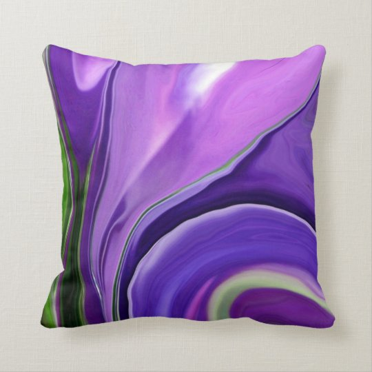 """""""Corcus Abstract 15"""" pillow"""