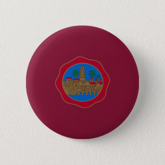 Cordoba (Spain) Flag 2 Inch Round Button