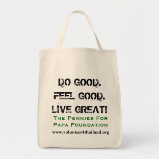 Core Value Organic Reusable Bag