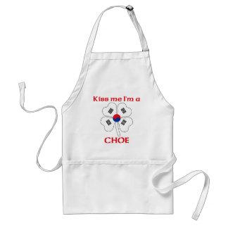 Coréens personnalisés m'embrassent que je suis Cho Tabliers