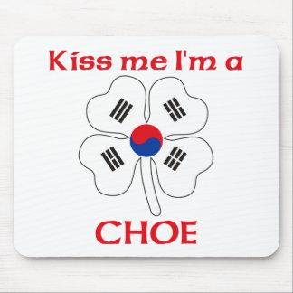 Coréens personnalisés m'embrassent que je suis Cho Tapis De Souris