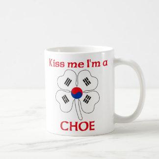 Coréens personnalisés m'embrassent que je suis Cho Mugs À Café