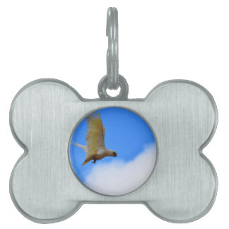 CORELLA BIRD QUEENSLAND AUSTRALIA PET TAG