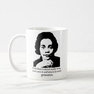 Coretta Scott King mug