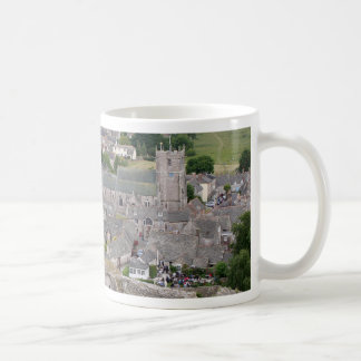 Corfe Castle, Dorset, England Coffee Mug