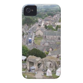 Corfe Castle, Dorset, England iPhone 4 Case