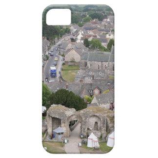 Corfe Castle, Dorset, England iPhone 5 Case