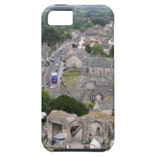 Corfe Castle, Dorset, England iPhone 5 Cover