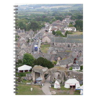 Corfe Castle, Dorset, England Notebooks