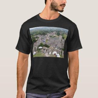 Corfe Castle, Dorset, England T-Shirt