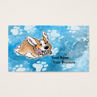 Corgi Business Card