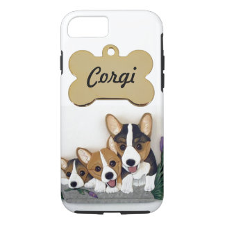 Corgi Casemate iPhone 7 Tough Case
