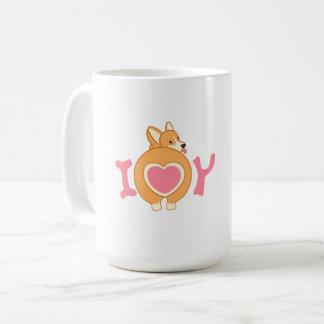 Corgi Coffee Mug