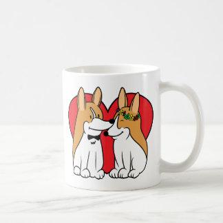 Corgi Couple Coffee Mug