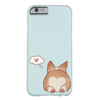 Corgi Fluffy Butt Phone Case