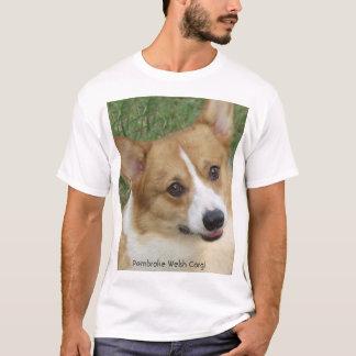 Corgi Green, Pembroke Welsh Corgi T-Shirt