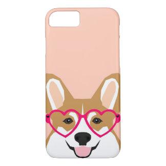 Corgi Love - Welsh Corgi funny Case-Mate iPhone Case
