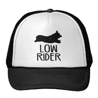 Corgi Low Rider Trucker Hat