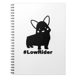 Corgi Low s Love Pet Puppy Dog Funny Notebook