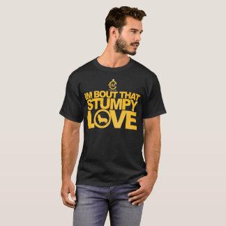 Corgi Mafia Stumpy LOVE T-Shirt