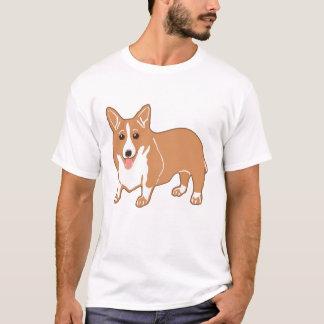 Corgi Men's T-Shirt