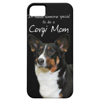 Corgi Mom iPhone 5 Case