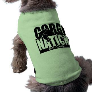 Corgi Nation (Personalize) Shirt