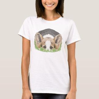 Corgi Peekaboo T-Shirt