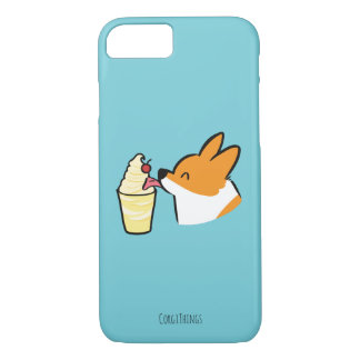 Corgi Pineapple Dole Whip Case (Secret)