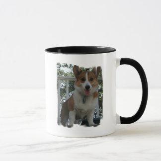 Corgi Puppy Dog Coffee Mug