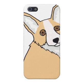 Corgi Puppy iPhone 5 Covers