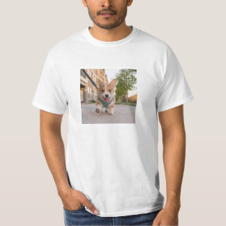 corgi puppy shirt