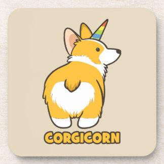 Corgi Unicorn - CORGICORN Coaster