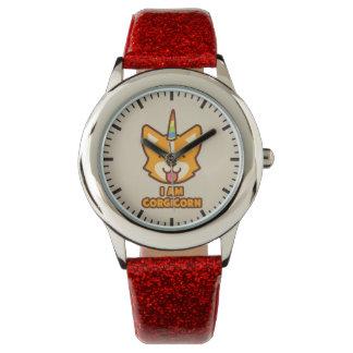 Corgi Unicorn - CORGICORN Wristwatch