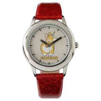Corgi Unicorn - CORGICORN Wristwatches