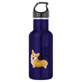 Corgi Waterbottle 532 Ml Water Bottle