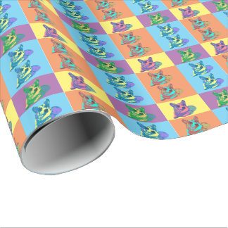 Corgi Wrapping paper