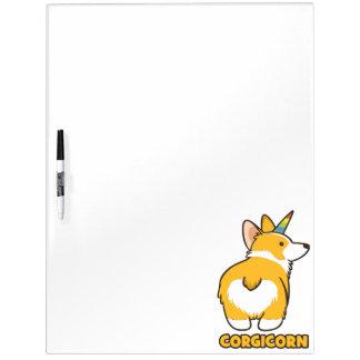 Corgicorn Dry Erase Board