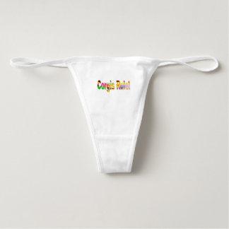 Corgis Rule! Underwear