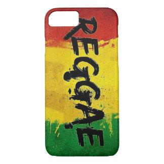 Cori Reith Rasta reggae iPhone 7 Case