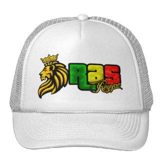 Cori Reith Rasta reggae lion Trucker Hat