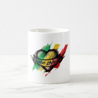 Cori Reith Rasta reggae one love Coffee Mug