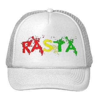 Cori Reith Rasta reggae peace Trucker Hat
