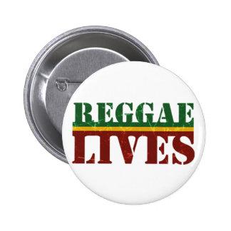 Cori Reith Rasta reggae rasta 2 Inch Round Button