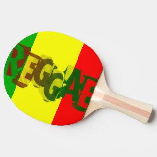 Cori Reith Rasta reggae rasta flag graffiti Ping-Pong Paddle
